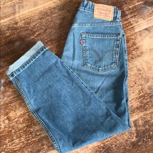 LEVIS 550 Relaxed Fit Size W 30 L 30 Mom Dad Jeans